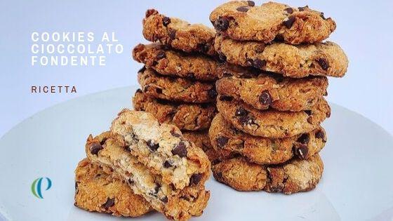 cookies cioccolato fondente