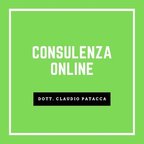 dieta online dott. claudio patacca