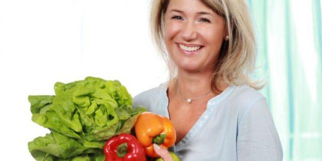 Menopausa e gonfiore addominale: sport ed alimentazione alleati di benessere
