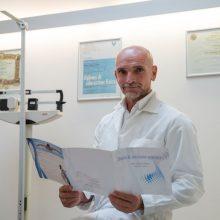 Benessere e alimentazione: WebMagazine24 intervista il Dott. Claudio Patacca
