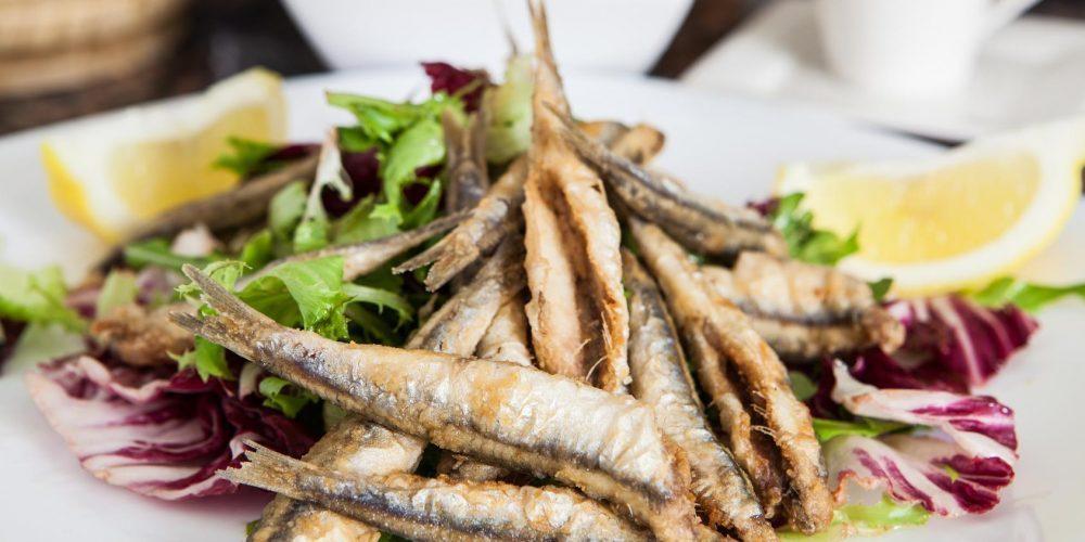 Alici: quei pesci umili ma ricchi di sapore e proprietà nutritive