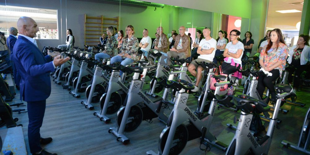 On Fit Wellness & Motion: convegno tra le bike