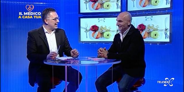 Telemax intervista il Dott. Claudio Patacca