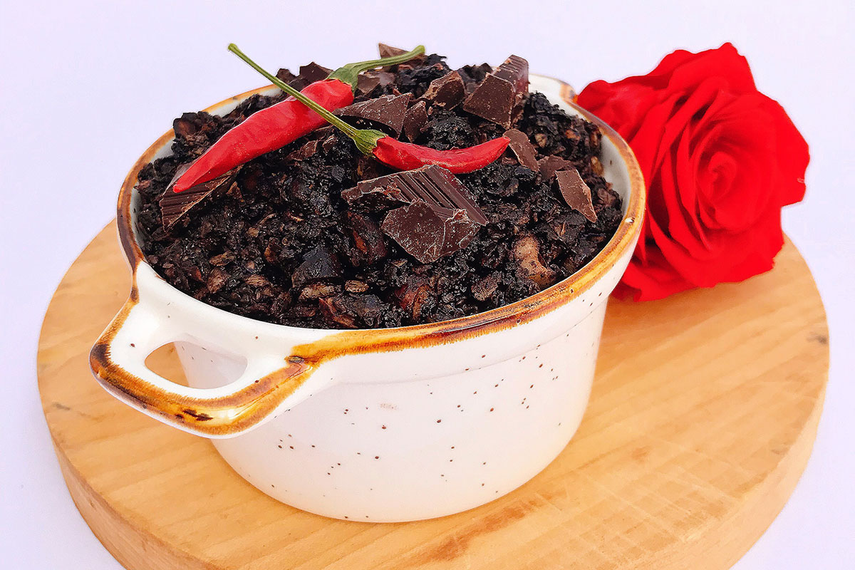 dolce cena san valentino
